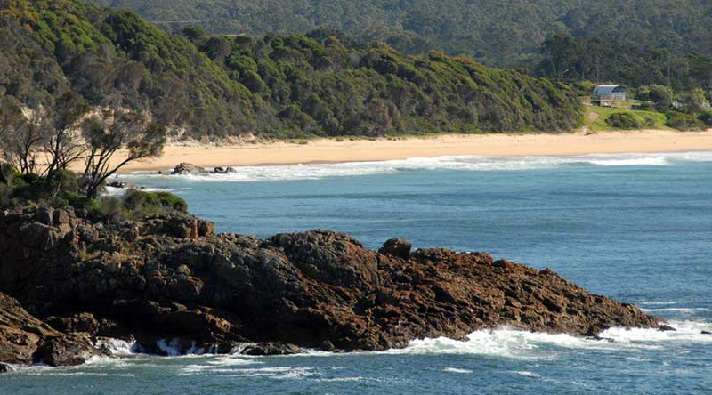 Eden NSW - beaches