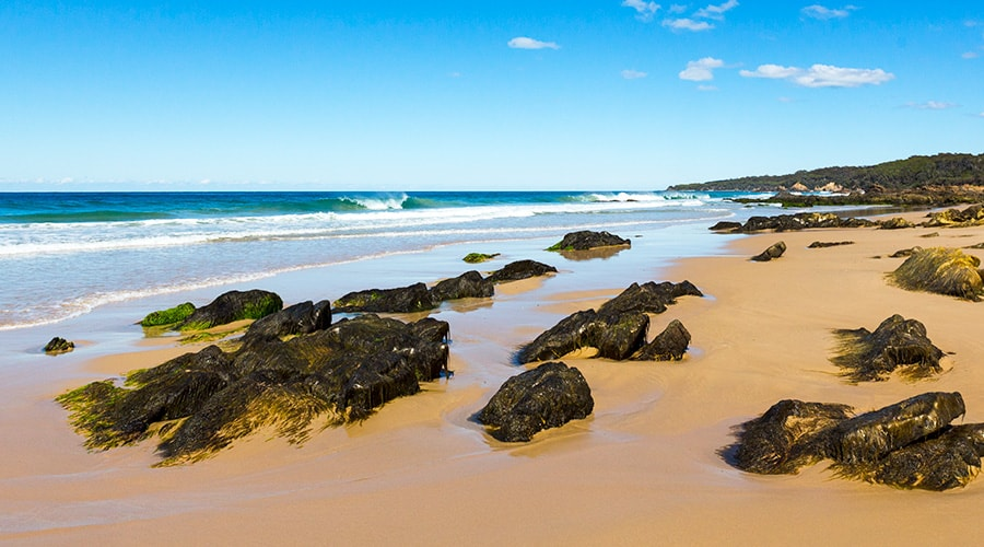 beaches | Mallacoota